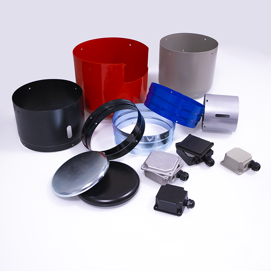 Accessories for electric motors